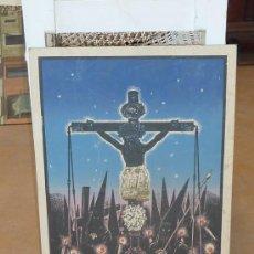 Carteles de Semana Santa: CARTEL DE LA PROCESION DE JUEVES SANTO, DE TERRASSA, TARRASA. . Lote 32618091