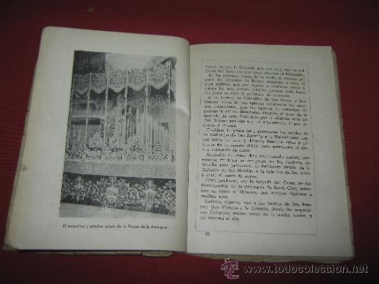 Carteles de Semana Santa: RARISIMO PROGRAMA DE SEMANA SANTA DE 1940 - EDITORIAL SEVILLANA - Foto 5 - 33241882