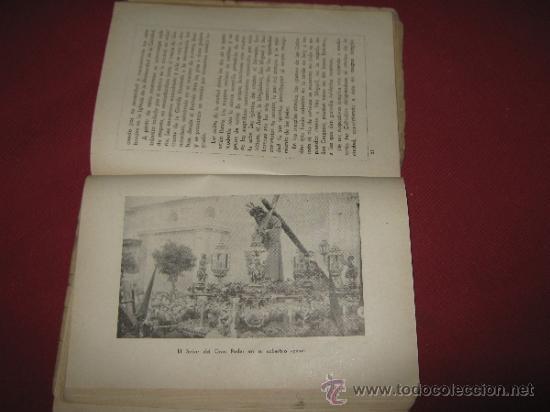 Carteles de Semana Santa: RARISIMO PROGRAMA DE SEMANA SANTA DE 1940 - EDITORIAL SEVILLANA - Foto 2 - 33241882