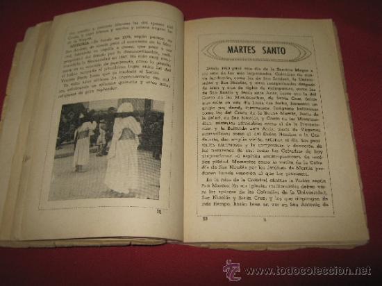 Carteles de Semana Santa: RARISIMO PROGRAMA DE SEMANA SANTA DE 1940 - EDITORIAL SEVILLANA - Foto 3 - 33241882