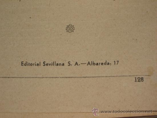 Carteles de Semana Santa: RARISIMO PROGRAMA DE SEMANA SANTA DE 1940 - EDITORIAL SEVILLANA - Foto 4 - 33241882
