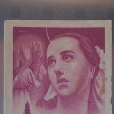 Carteles de Semana Santa: PROGRAMA OFICIAL FIESTAS DE PRIMAVERA Y SEMANA SANTA DE MURCIA 1953. Lote 33736107