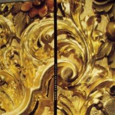 Carteles de Semana Santa: CARPETA CON 31 CARTELES DE LA SEMANA SANTA DE HUELVA 34 X 24 CENTIMETROS. Lote 36463932