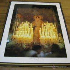 Affiches de Semaine Sainte: LAMINA: 41X52 CTMS. SANTA MARIA DE CONSOLACION.- LA SED.- MIERCOLES SANTO. Lote 40896803