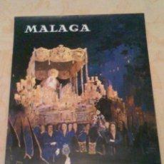 Carteles de Semana Santa: CARTEL DE LA SEMANA SANTA DE MALAGA 1982. Lote 41083286