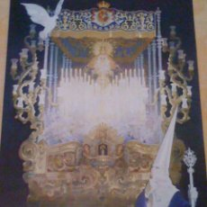 Carteles de Semana Santa: CARTEL DE LA SEMANA SANTA DE MALAGA 1994. Lote 41084690