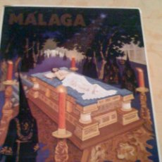 Carteles de Semana Santa: CARTEL DE LA SEMANA SANTA DE MALAGA 1999. Lote 41084992