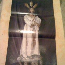 Carteles de Semana Santa: CARTEL DE SEMANA SANTA DE MALAGA. CAUTIVO LUNES SANTO 2007 . Lote 41085097