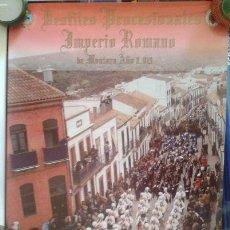 Carteles de Semana Santa: MONTORO : TRES CARTELES DE SEMANA SANTA // 2013. Lote 41212515