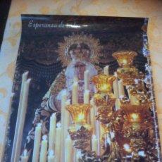 Carteles de Semana Santa: SEMANA SANTA DE MALAGA . CARTEL ESPERANZA DE TODOS 2003 3 X 2. Lote 41586498