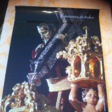 Carteles de Semana Santa: SEMANA SANTA DE MALAGA. CARTEL ESPERANZA DE TODOS 2006. 3 X 2. Lote 41586707