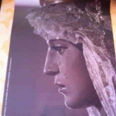 Carteles de Semana Santa: SEMANA SANTA DE MALAGA. CARTEL ESPERAN ZA DE TODOS 2007. 3 X 2. Lote 41586745