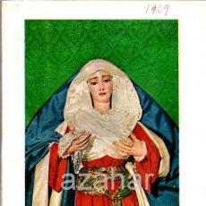 Carteles de Semana Santa: PROGRAMA DE SEMANA SANTA DE SEVILLA DEL CORREO DE ANDALUCIA DEL AÑO 1969,180 PAGINAS. Lote 42401817