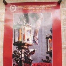 Carteles de Semana Santa: VENDO CARTEL SEMANA SANTA DE SEVILLA DEL AÑO 2001.(ILTRE. COLEGIO OFICIAL DE ENFERMERIA DE SEVILLA).. Lote 45857404