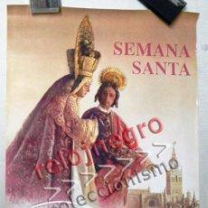 Carteles de Semana Santa: CARTEL DE LA SEMANA SANTA SEVILLA AÑO 2000 - ANTONIO ZAMBRANA - ARTE - RELIGIÓN CRISTIANA - VIRGEN. Lote 42884259