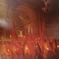 Carteles de Semana Santa: CARTEL SEMANA SANTA ZAMORA 1990 COFRADIA DEL SILENCIO.. Lote 43094781