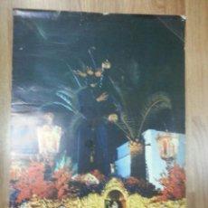 Carteles de Semana Santa: CARTEL SEMANA SANTA ISLA CRISTINA 1989 48X70 CM.. Lote 43368481