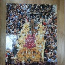 Carteles de Semana Santa: CARTEL CUARESMA SEVILLA 2008 - 49X68 CM. Lote 43428834