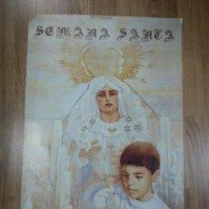 Carteles de Semana Santa: CARTEL SEMANA SANTA AYAMONTE 2008 47X69 CM.. Lote 43428972