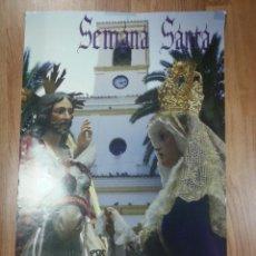 Carteles de Semana Santa: CARTEL SEMANA SANTA SAN PEDRO ALCANTARA 2008 50X69 CM.. Lote 43429004