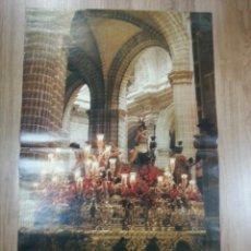 Carteles de Semana Santa: CARTEL SEMANA SANTA JEREZ 1978 55X83 CM.. Lote 43429094