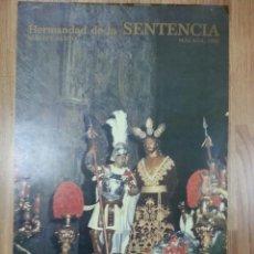 Carteles de Semana Santa: CARTEL SEMANA SANTA MALAGA 1988 43X64 CM. Lote 43446803