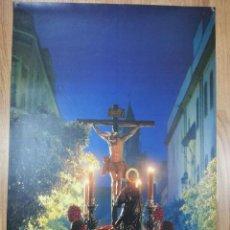 Carteles de Semana Santa: CARTEL SEMANA SANTA AZAHAR 1989 49X69 CM. Lote 43446882