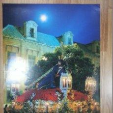 Carteles de Semana Santa: CARTEL SEMANA SANTA AZAHAR 1990 49X69 CM. Lote 43463562
