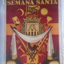 Carteles de Semana Santa: CARTEL DE LA SEMANA SANTA DE VILLANUEVA Y GELTRÚ DEL AÑO 1952. 60X100 CM.. Lote 43993724