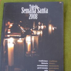 Carteles de Semana Santa: TOLEDO - SEMANA SANTA 2008 -. Lote 44040725