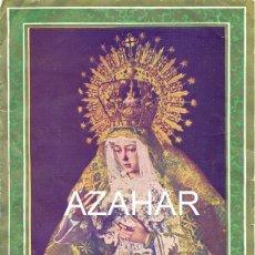 Carteles de Semana Santa: SEMANA SANTA DE SEVILLA, 1946, CONVOCATORIA CULTOS DE LA MACARENA. Lote 44304300
