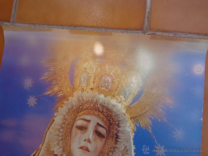 Carteles de Semana Santa: XXV ANIVERSARIO CORONACIÓN CANÓNICA NTRA. SRA. DE LOS DOLORES, CÓRDOBA AÑO 1965- 1990 - Foto 3 - 44797714