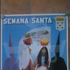 Carteles de Semana Santa: CARTEL DE LA SEMANA SANTA DE BAENA 1988. Lote 44857210