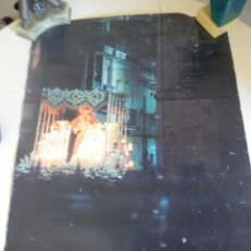 Carteles de Semana Santa: SEMANA SANTA HUELVA 1990. Lote 45201290