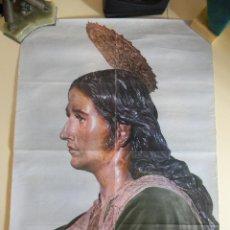 Affiches de Semaine Sainte: SEMANA SANTA LUCENA 1985. Lote 45201349