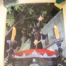 Carteles de Semana Santa: SEMANA SANTA JEREZ 1990. Lote 45249202