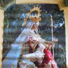 Carteles de Semana Santa: SEMANA SANTA EN SAN FERNANDO 2009 DIVINA PASTORA. Lote 45520977