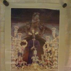 Carteles de Semana Santa: VENDO CARTEL SEMANA SANTA DE SEVILLA 1991, SEVILLA MARIANA (EL CAUTIVO DE SANTA GENOVEVA).. Lote 46581111