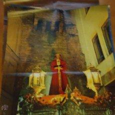 Carteles de Semana Santa: GRAN CARTEL OFICIAL SEMANA SANTA CADIZ 1983. Lote 46147424
