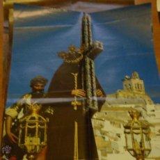 Carteles de Semana Santa: GRAN CARTEL SEMANA SANTA ARCOS DE LA FRONTERA CADIZ 1989. Lote 46147464