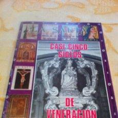 Carteles de Semana Santa: SEMANA SANTA DE MALAGA. LA SAETA NÚM. 4 . 1982. Lote 46869312