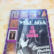 Carteles de Semana Santa: SEMANA SANTA DE MALAGA. LA SAETA NÚM. 5 NOVIEMBRE-DICIEMBRE . Lote 46869391