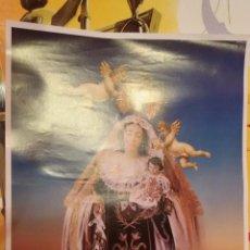 Carteles de Semana Santa: CARTEL RELIGIOSO VIRGEN DEL CARMEN - ESTEPONA 2005. Lote 47243599