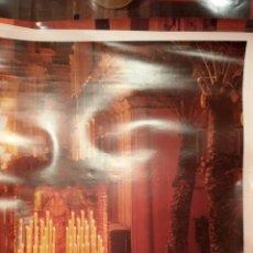 Carteles de Semana Santa: CARTEL OFICIAL SEMANA SANTA DE CADIZ 1993 - VIRGEN DE LA SOLEDAD - BUEN ESTADO. Lote 47262625