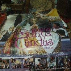 Carteles de Semana Santa: CARTEL DE GRAN TAMAÑO ,SEMANA SANTA DE CANDAS. Lote 48206680