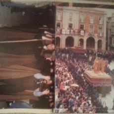 Carteles de Semana Santa: CARPETA 17 CARTELES COFRADIAS SEMANA SANTA ZAMORA. AÑOS 90. Lote 49719514