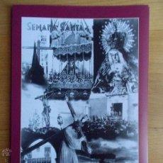 Carteles de Semana Santa: LAMINA CARTEL FOTO SERRANO SEMANA SANTA SEVILLA. Lote 50573561