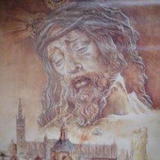 Carteles de Semana Santa: SEMANA SANTA SEVILLA AÑO 1994 .58.5X89. Lote 193730998