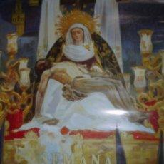 Carteles de Semana Santa: CARTEL SEMANA SANTA SEVILLA 2004.47.5X69.5. Lote 193732971