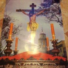 Carteles de Semana Santa: SEMANA SANTA 2003 DE JEREZ DE LA FRONTERA. SANTÍSIMO CRISTO DE LA BUENA MUERTE.. Lote 52925044